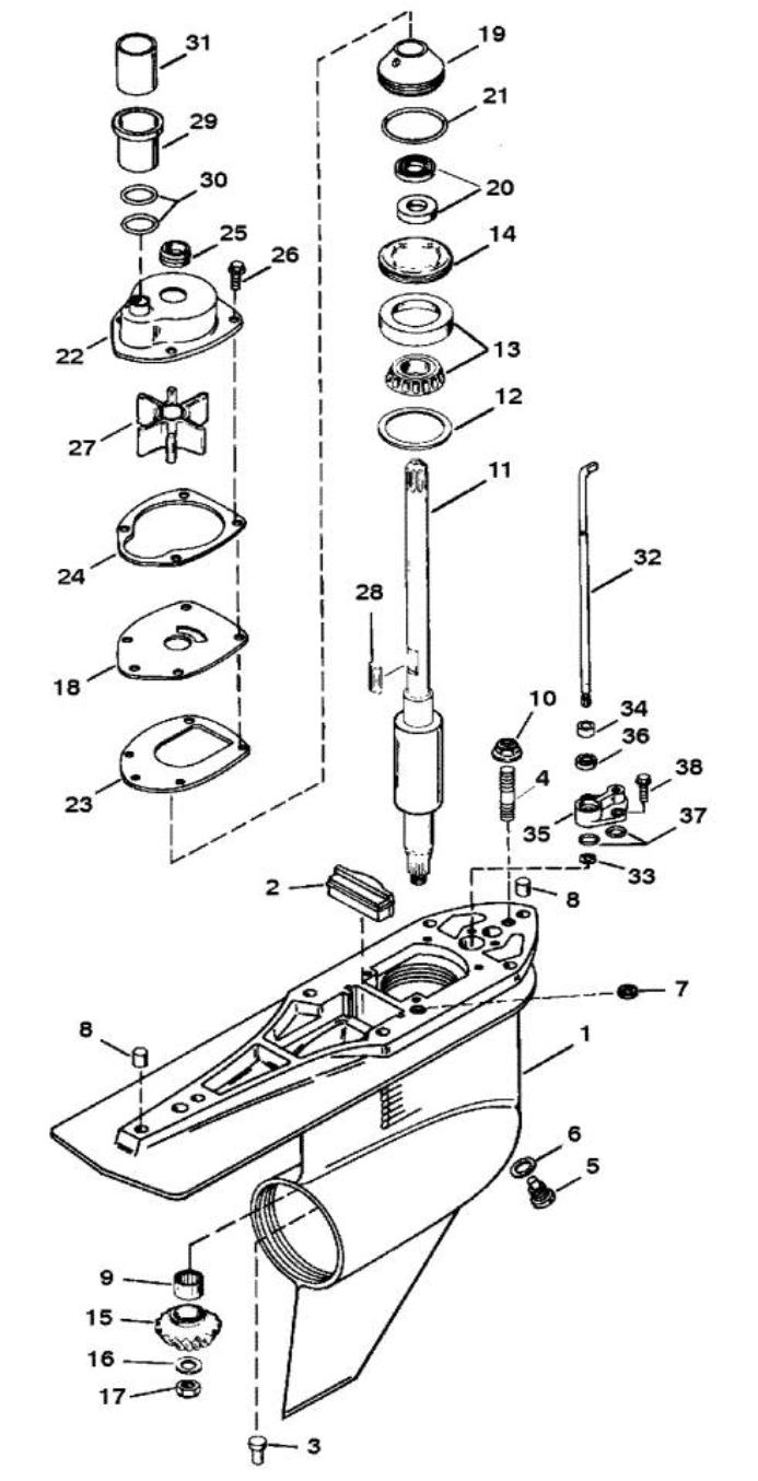 4 3 mercruiser parts diagram  4  free engine image for